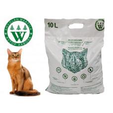 Наполнитель для кошачьего туалета 10 литров